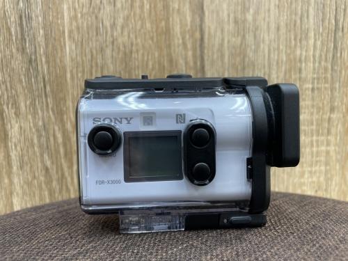 中古カメラのアクションカメラ