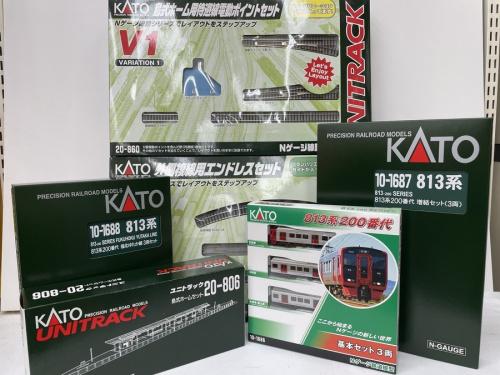 KATO カトーのNゲージ