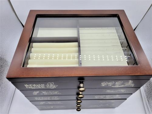 インテリア雑貨のジュエリーボックス