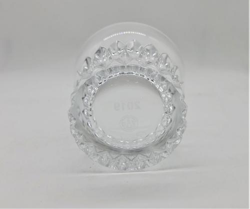 Baccarat グラスのイヤータンブラー