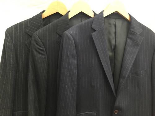 スーツのバーバリー(BURBERRY)