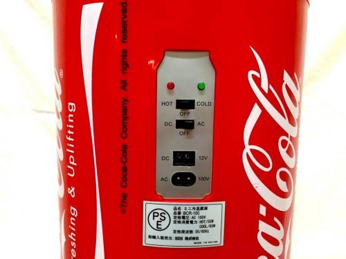 CocaColaのコカ・コーラ