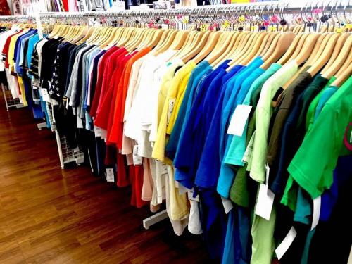 夏物衣類の買取