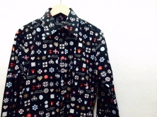 BURBERRY BLACK LABELの南浦和ファッション