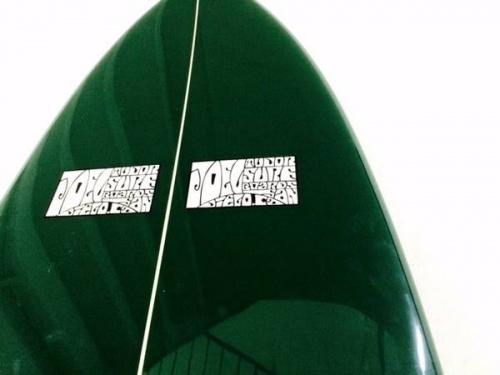サーフボードのショートボード