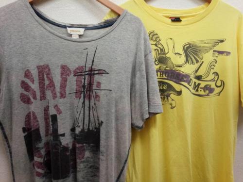 Tシャツのディーゼル(DIESEL)