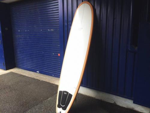 サーフィンのTVR
