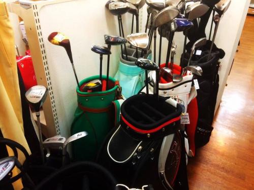ゴルフバッグの浦和3店舗新入荷
