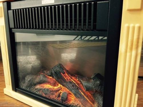 生活家電・家事家電の暖炉ヒーター