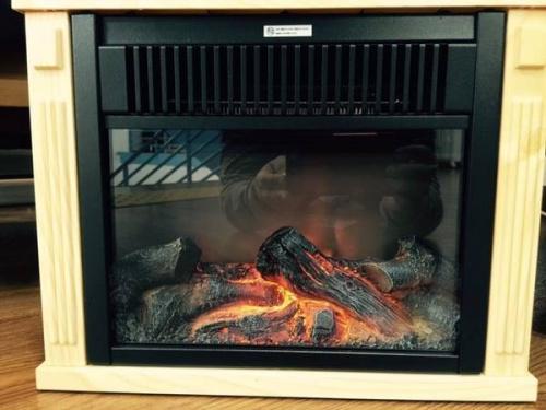 暖炉ヒーターのニトリ