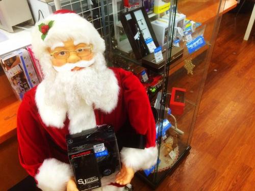 楽器・ホビー雑貨のクリスマス