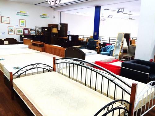 ベットの家具