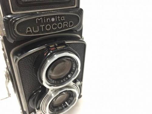 レトロ雑貨のカメラ