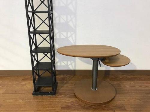 サイドテーブルのkarimoku