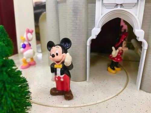 Disneyのミッキー