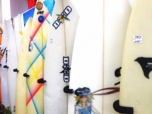 サーフィンの買取