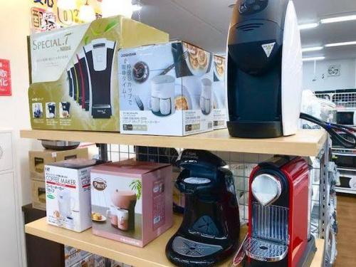 コーヒー のコーヒーメーカー