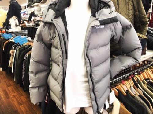 冬物アウターのメンズファッション