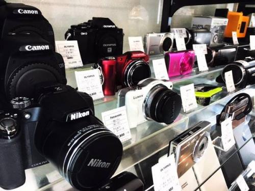 AV機器のカメラ