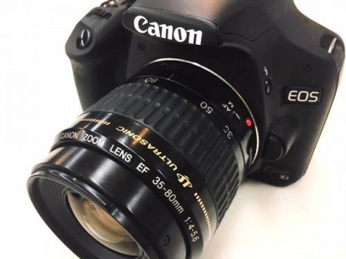 カメラのキャノン(Canon)