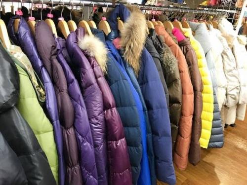 レディースファッションの冬物