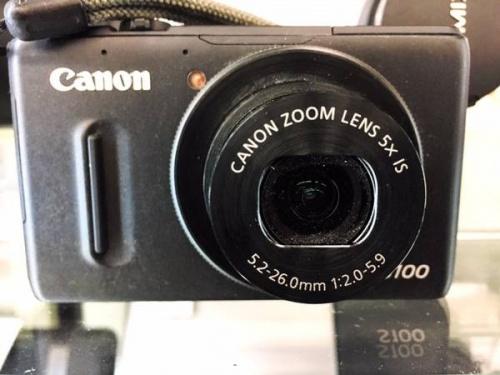 デジタルカメラのPowershot S100