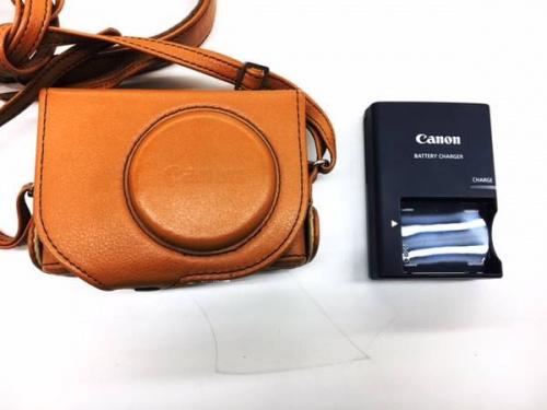 Powershot S100のキャノン(Canon)