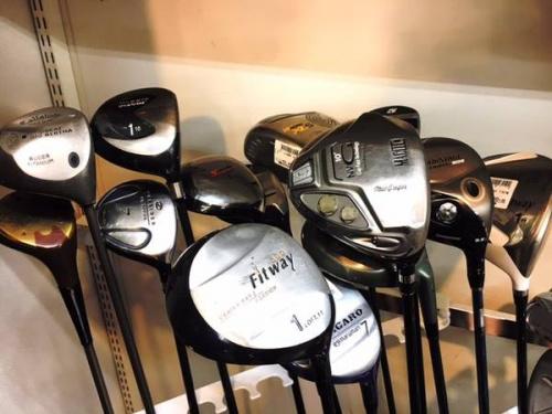 ゴルフの買取強化中