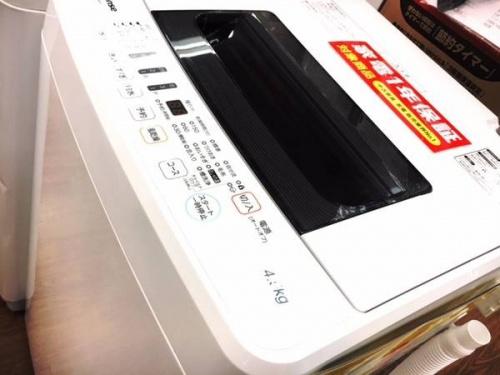 生活家電の簡易乾燥機洗濯機