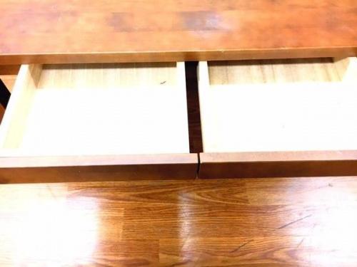 ダイニングテーブルのローテーブル