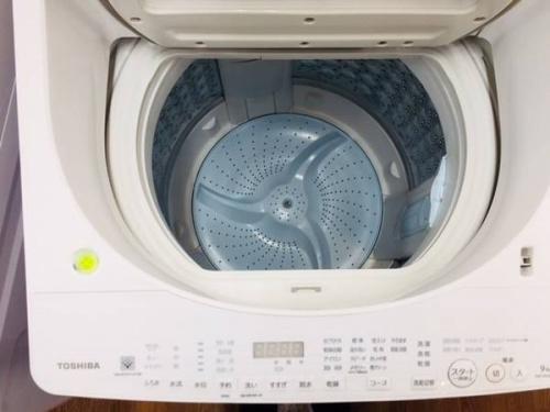 洗濯乾燥機のTOUSHIBA