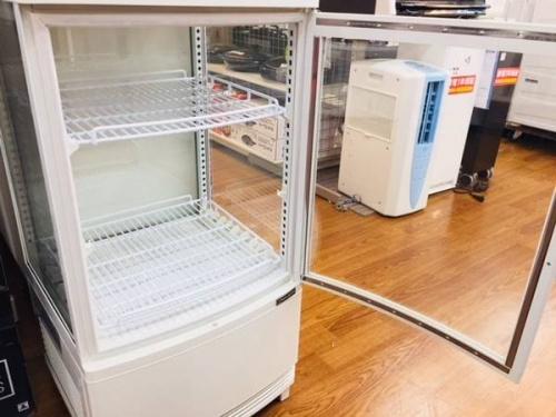 冷蔵ショーケースの夏物