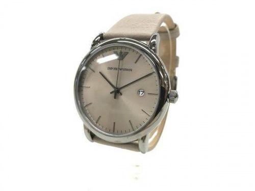 腕時計のメンズファッション