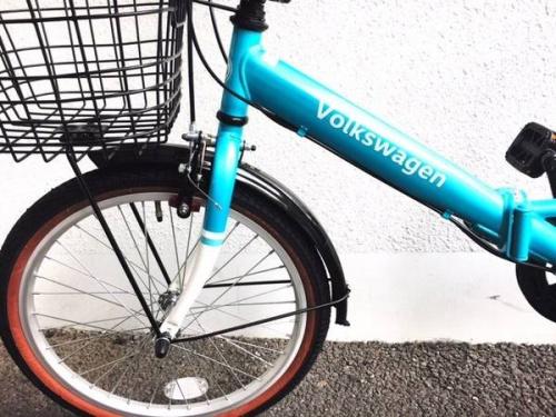 自転車のVolkswagen