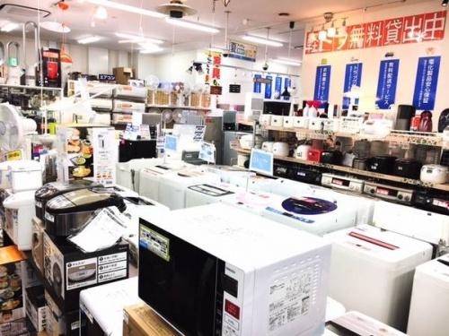 浦和3店舗の買取