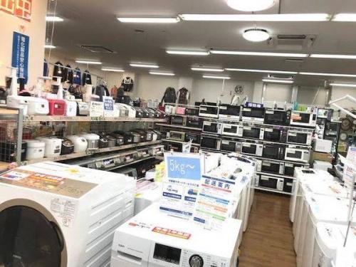 ドラム式洗濯機のTOSHIBA