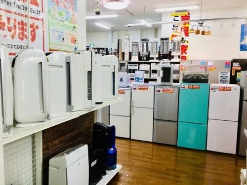 Panasonicの浦和3店舗中古家電情報