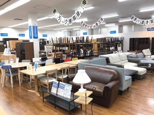 UNICOの浦和3店舗中古家具情報