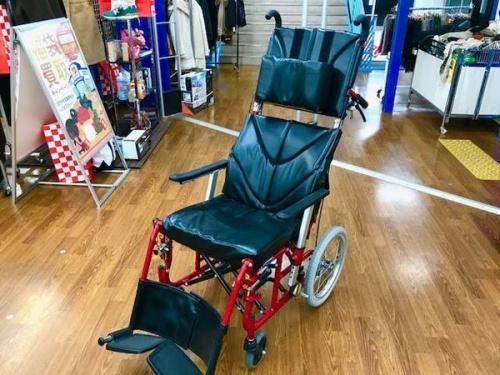 雑貨の車椅子