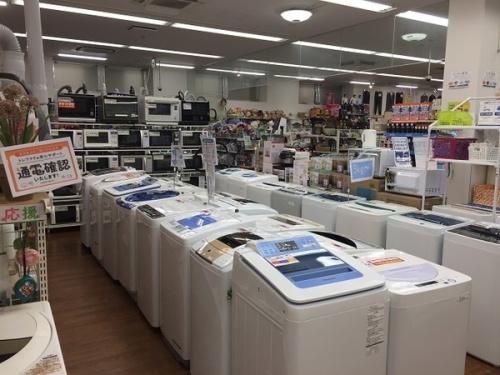TOSHIBAの浦和3店舗中古家電情報