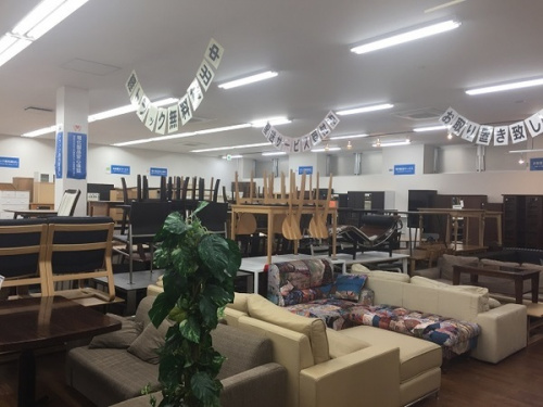 B-COMPANYの中古家具