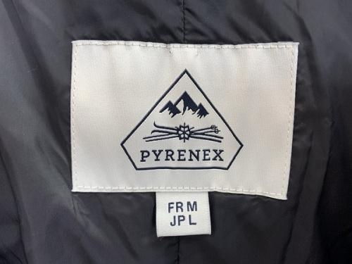 ダウンジャケットのPyrenex