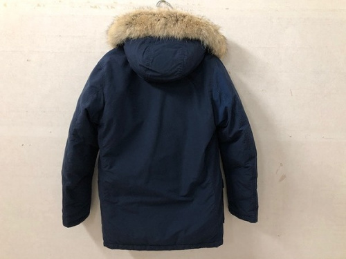 WOOLRICHのアンティークパーカ