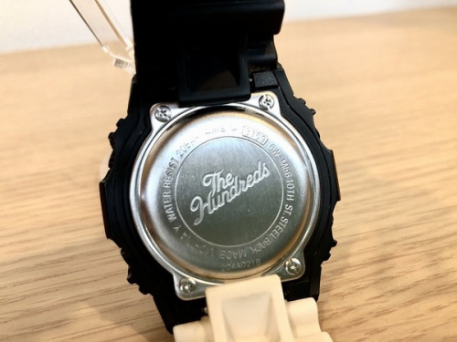 G-SHOCKのTHE HUNDREDS