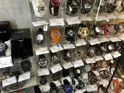G-SHOCKの南浦和 中古腕時計