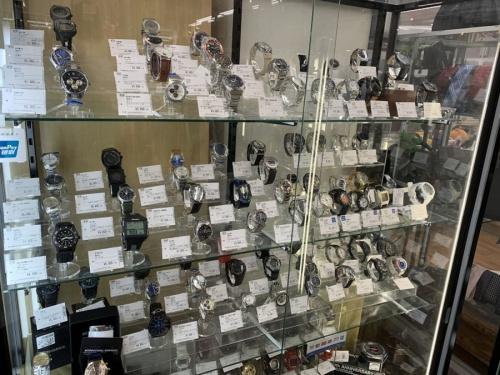 南浦和 中古腕時計