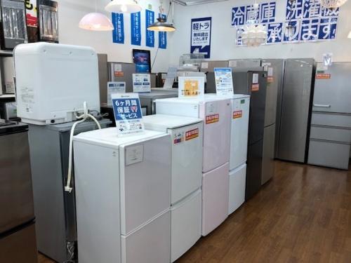 3ドア冷蔵庫の南浦和 中古 冷蔵庫