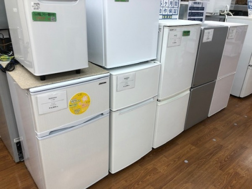 生活家電の冷蔵庫 南浦和