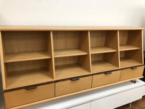 収納家具の万能収納