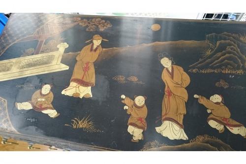 薬箪笥の中国家具